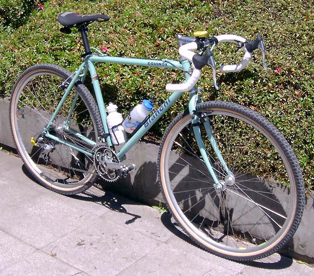 Bianchi Equinox
