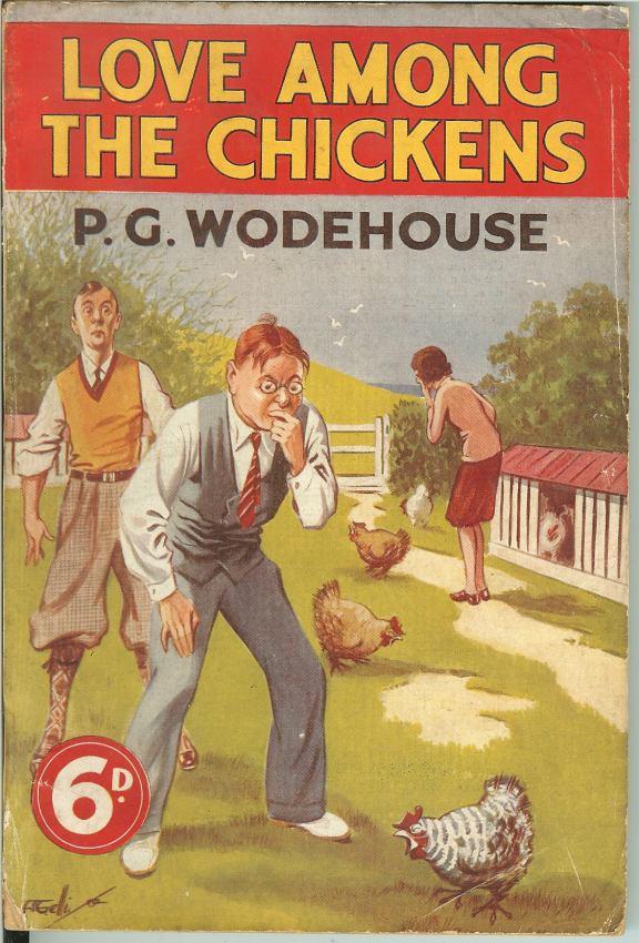 p g wodehouse ebooks free