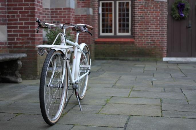 Chiaki's City Bike